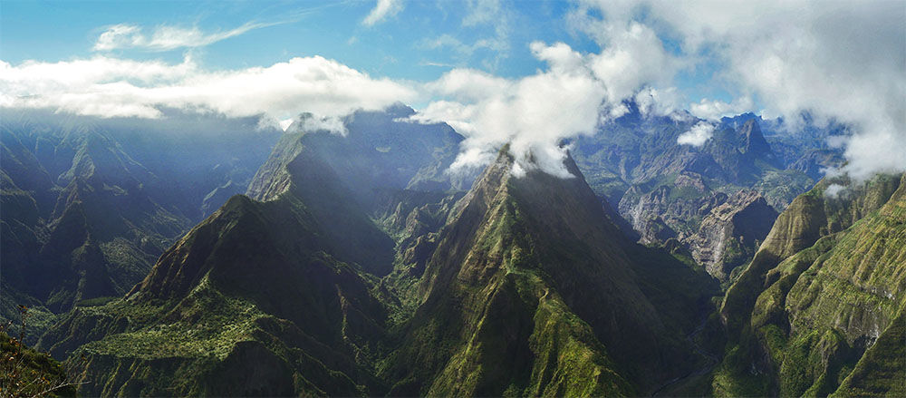 Ostrov Réunion