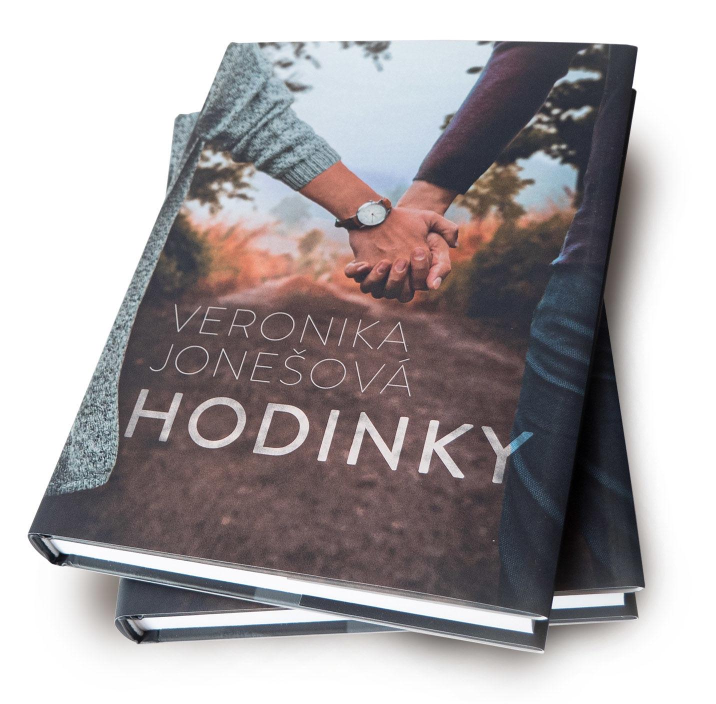 Kniha Hodinky foto