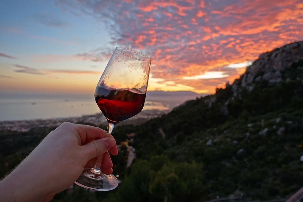 Víno naMalaze